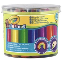 Waskrijtjes Crayola 24 stuks