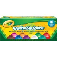 Verf uitwasbaar Crayola set van 5