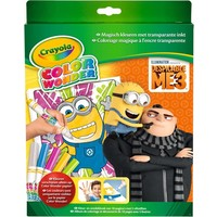 Color Wonder set Crayola Minions