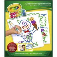 Color Wonder tekenblok Crayola 30 bladzijden