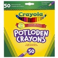 Kleurpotloden Crayola 50 stuks