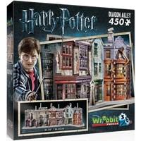 Puzzel Harry Potter Diagon Alley 3d 450 stukjes