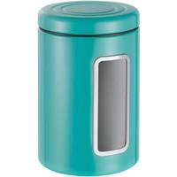 Wesco Voorraadbus met venster 2l Turquoise