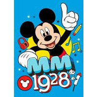 Vloerkleed Mickey Mouse 95x133 cm