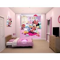 Minnie Mouse Stickerbehang Mural Walltastic 245x185 cm