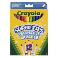 Viltstiften super punt Crayola 12 stuks