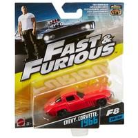 Die-cast voertuig Fast & Furious Corvette