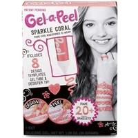 Starterset Gel-A-Peel Sparkle Coral