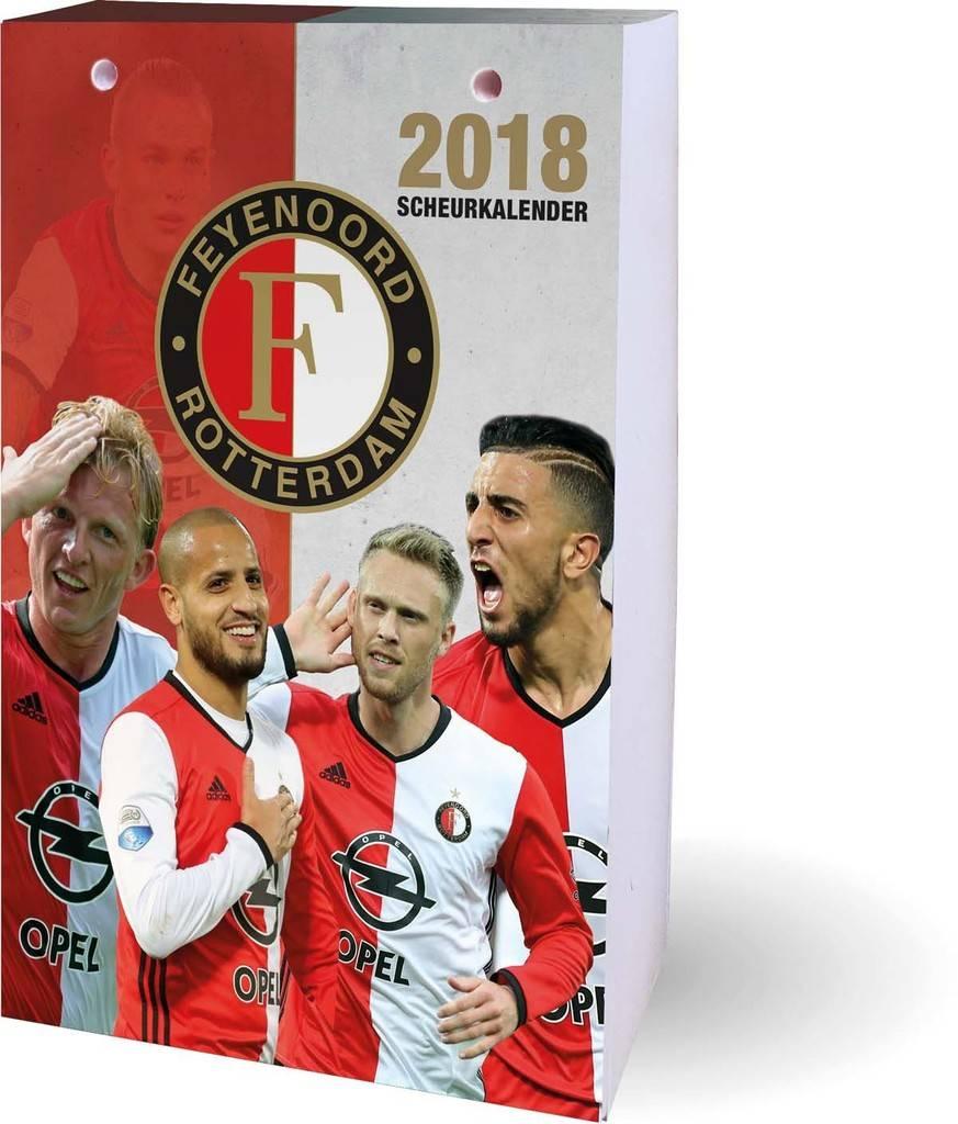 Feyenoord Rotterdam - Scheurkalender feyenoord