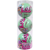 L.O.L. collectibles 3-pack Style 2