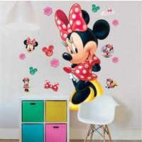 Minnie Mouse Muursticker  122 cm