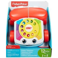 Telefoon rood Fisher-price