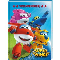 Vriendenboek Super Wings