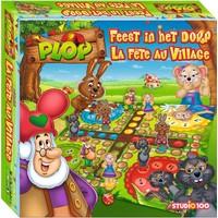 Kabouter Plop Spel - Feest in het dorp Plop en de Peppers