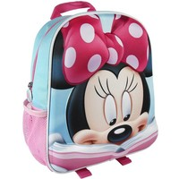 Rugzak Minnie Mouse 3d 31x25x10 cm