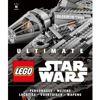 Boek Lego Star Wars - ultimate