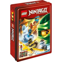 Boek Lego Ninjago - cadeaubox