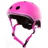 Helm Globber junior roze