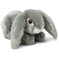 Pluche Big Oak hangoor konijn 19 cm
