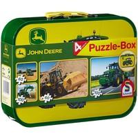 Puzzel John Deere 4 in 1 60/60/100/100 stukjes