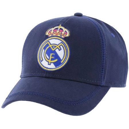 Real Madrid Cap real madrid  junior blauw