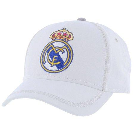 Real Madrid Cap real madrid senior wit