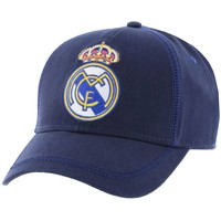 Cap real madrid senior blauw