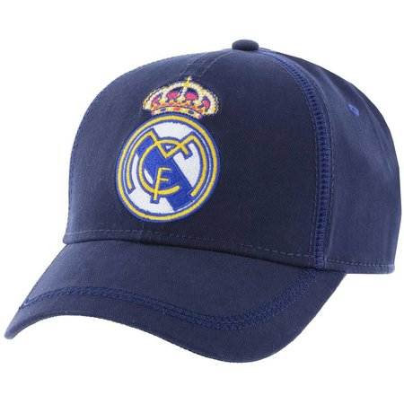 Real Madrid Cap real madrid senior blauw