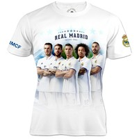 T-shirt real madrid spelers