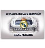 Real Madrid Vlag real madrid groot 150x100 cm stadion