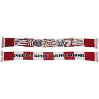 Sjaal psv rood/wit logo`s