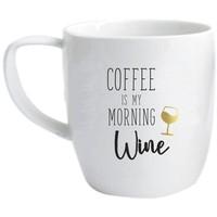Mok Dresz Coffee is my morning wine