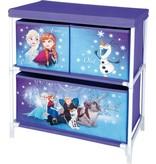 Frozen Opbergkast met 3 lades Frozen 53x30x60 cm