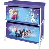 Opbergkast met 3 lades Frozen 53x30x60 cm