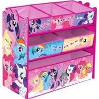 Opbergkast met 6 lades My Little Pony 62x30x60 cm