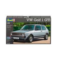 Volkswagen Golf 1 GTI Revell schaal 1:24