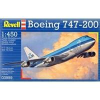 Boeing 747-200 Revell schaal 1:450