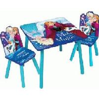Tafel met stoeltjes Frozen