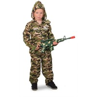 Verkleedpak camouflage sniper