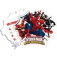 Uitnodigingen Spider-Man: 6 stuks