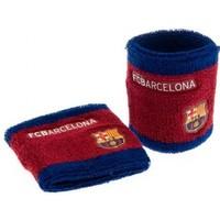 Polsbanden barcelona rood/blauw 2 stuks