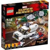 Pas op voor Vulture Lego