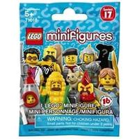 Minifigures serie 17 Lego