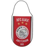AJAX Amsterdam Vaan ajax rond w/r/w logo 17x24 cm