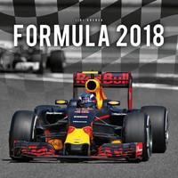 Kalender Formule 1 2018: 30x30 cm