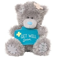 Pluche Me to You: get well soon 13 cm