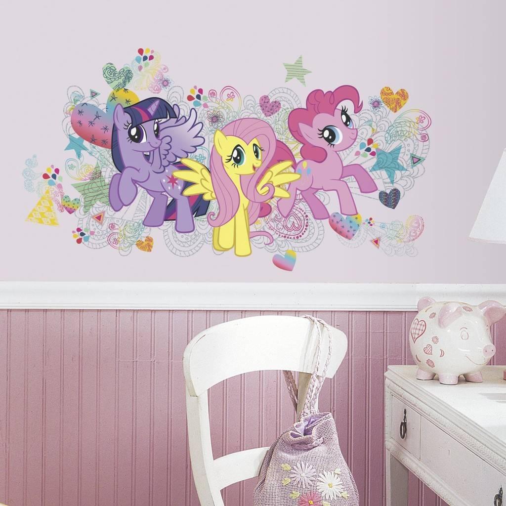 Muursticker My Little Pony RoomMates