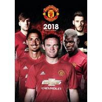Kalender manchester united 2018: 42x30 cm