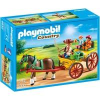 Paard en kar Playmobil