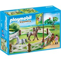 Paardenweide Playmobil